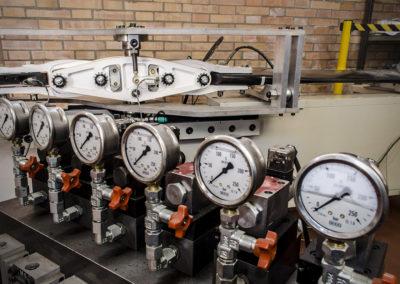 Main Rotor head test bench